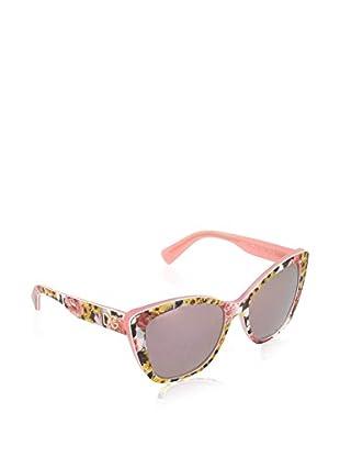 Dolce & Gabbana Sonnenbrille 4216 29395R (55 mm) rosa