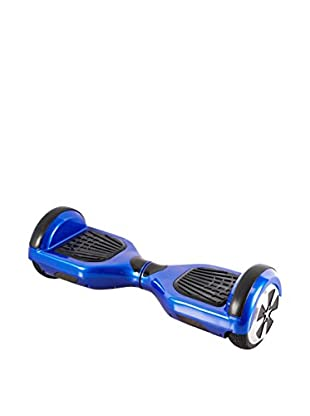 BALANCE RIDERS Skateboard Elettrico Hoverboard S6+ Blu