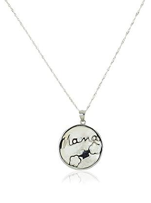 Silver Luxe Conjunto de cadena y colgante  plata de ley 925 milésimas
