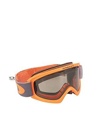 OAKLEY Skibrille OO7048-02 schwarz