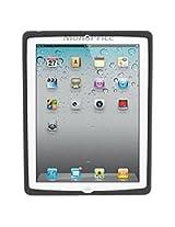 Monoprice Premium Silicone Case for iPad-2/3/4 Black (108442)