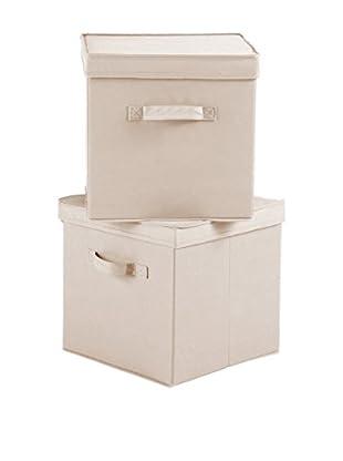 13 Casa Aufbewahrungsbox 20er Set Sandy B1