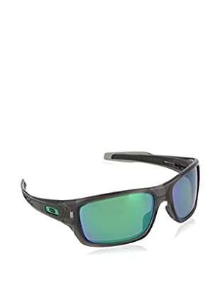 OAKLEY Gafas de Sol Polarized TURBINE (63 mm) Gris Oscuro