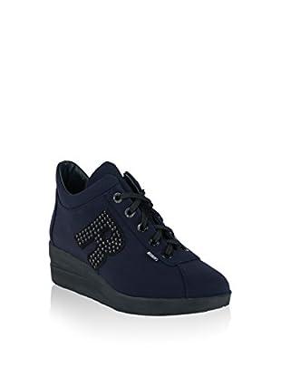 Ruco Line Sneaker Zeppa 200 Studs Nicole