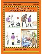 Un Caballo a Prueba De Bombas/ Bombproofing Tips (Guias Ecuestres Ilustradas / Illustraded Equestrian Guides)