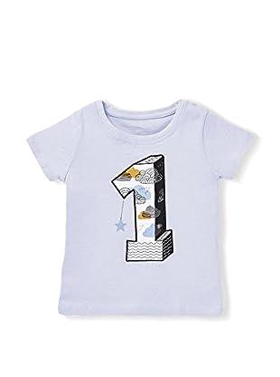 nyani Camiseta Manga Corta B-Day #1 Boys