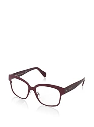 Celine Women's CL41306 Eyeglasses, Burgundy