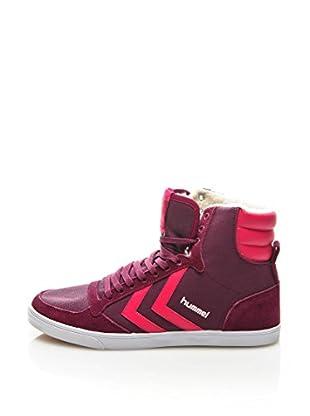 HUMMEL Hightop Sneaker Slimmer Stadil Waxed Hg