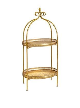 Concept Luxury Regal Arabian Decoration goldfarben