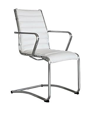 TUONI Stuhl Pandora Attesa weiß