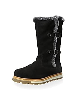 Burnetie Women's Leather Boot