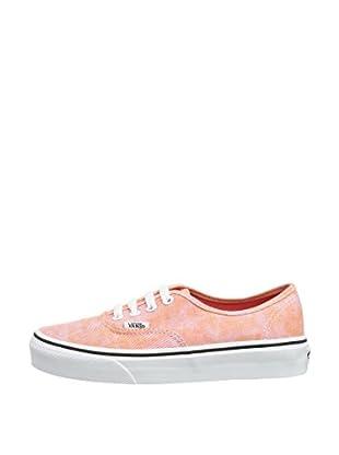 Vans Zapatillas U Authentic (Rosa / Coral)