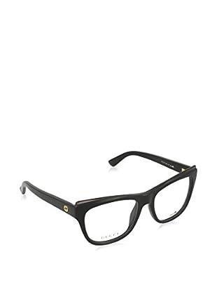 Gucci Gestell 3783D2852 (52 mm) schwarz