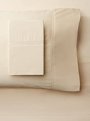 Belle Epoque Double Hemstitch Sheet Set