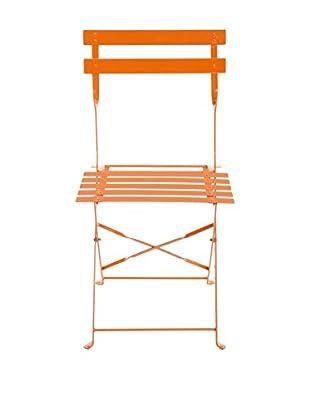 Co.Import Silla Naranja