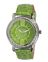 Exotica Fashions Ladies Watch - EF-70-Green-D