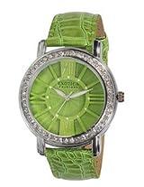 Exotica Fashions Ladies Watch - EF-70-Green-D