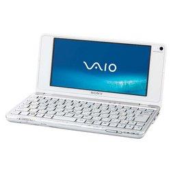 ソニー(VAIO) VAIO typeP P80H VistaHomeBasic W-WAN クリスタルホワイト VGN-P80H/W