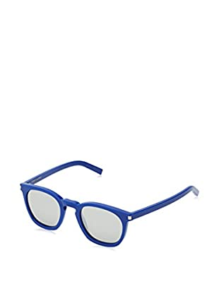 Yves Saint Laurent Gafas de Sol Sl 28 (49 mm) Azul