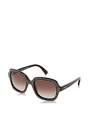 VALENTINO Sonnenbrille V655Sr014 schwarz