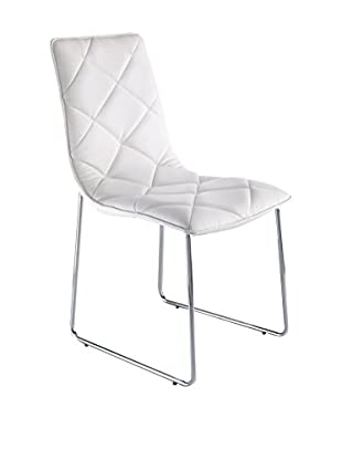 Contemporary Black & White Set Silla 4 Uds. Soft