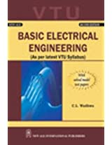 Basic Electrical Engineering (As Per Latest Vtu Syllabus)