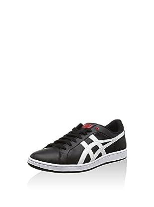 ASICS Larally, Unisex-Erwachsene Sneakers, Schwarz (black 9001), 43.5 EU