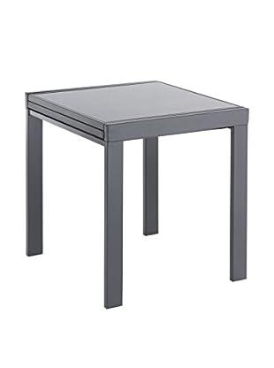 Tomasucci Ausziehbarer Tisch Spry grau