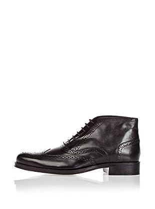 Divarese Zapatos Oxford Steven (Negro)