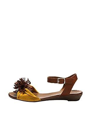 Bueno Shoes Sandalias Planas Detalle