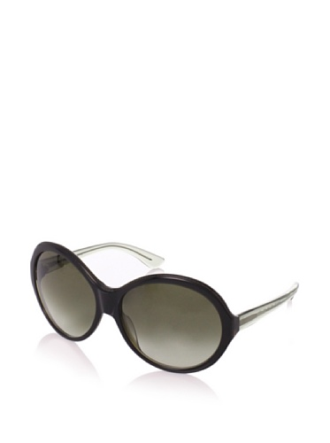 Theory Women's TH2135 Sunglasses, Olive Green