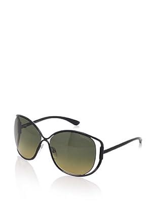 Tom Ford Women's Emmeline TF155 Sunglasses, Black