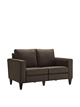 Homeware Parker Loveseat, Java