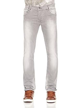 Pepe Jeans London Vaquero Spike (Gris Claro)