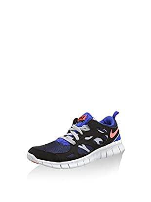 Nike  Black - Schwarz (Black/Hot Lava-Game Royal) EU 39