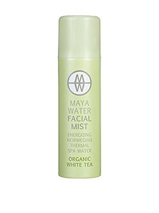 Maya Water Facial Mist, Organic White Tea, 5 oz.