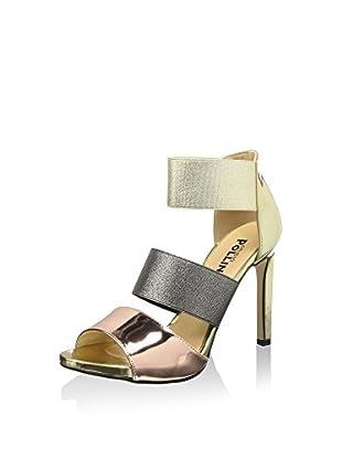 Pollini Sandalo con Tacco SA16229C11TO