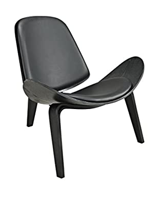 Modway Arch Lounge Chair (Black)