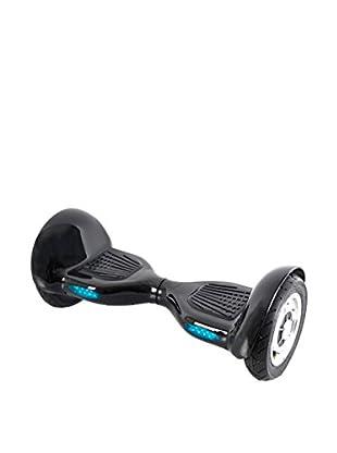 BALANCE RIDERS Skateboard Elettrico Hoverboard S10 Nero