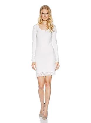 Cream Vestido Camille (Blanco)