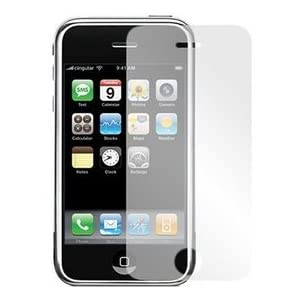IACCY Screen guard for iphone 3g-3gs Antiglare (SGA0001)
