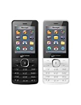 Micromax F145 (White) (WITHOUT EARPHONE & CHARGER)