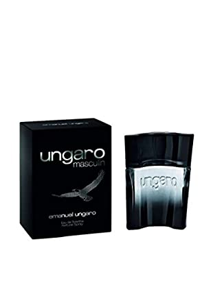 Emanuel Ungaro Eau de Toilette Herren Masculin 90.0 ml, Preis/100 ml: 21.1 EUR
