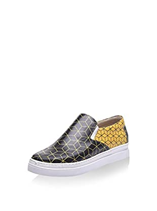 Los Ojo Slip-On Bees-Chic