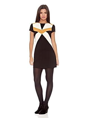 Springfield Vestido Gymcolor Cuts Dress