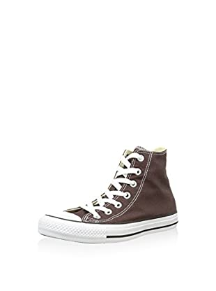 Converse Hightop Sneaker Scarpa All Star Hi Canvas Seasonal (Xm33) Bordeaux