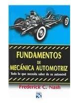 Fundamentos De Mecanica Automotriz