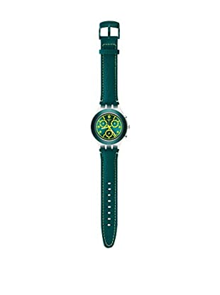 Swatch Quarzuhr Man Unisex Coleslaw 43.0 mm