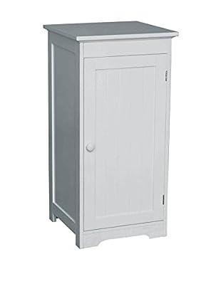 Premier Housewares Badschrank 2401248 weiß