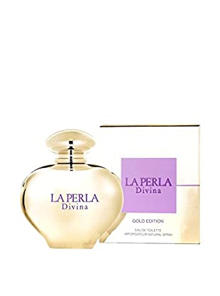 La Perla Eau De Toilette Donna Divina Gold Edition 80 ml